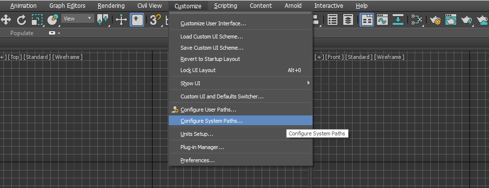Verge3D for 3ds Max: Installation - Soft8Soft