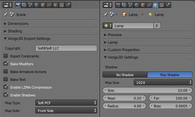 Verge3D 2 3 for Blender Released - Soft8Soft