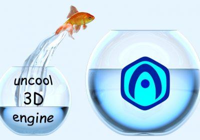 Launching Blend4Web Conversion Program