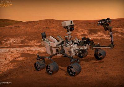 Experience Curiosity: NASA turns to Verge3D