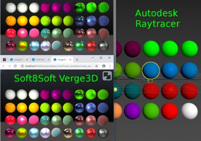 Verge3D 2.9 for 3ds Max Released