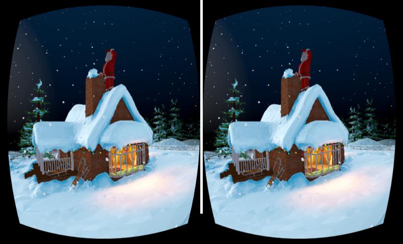 圣诞节VR体验
