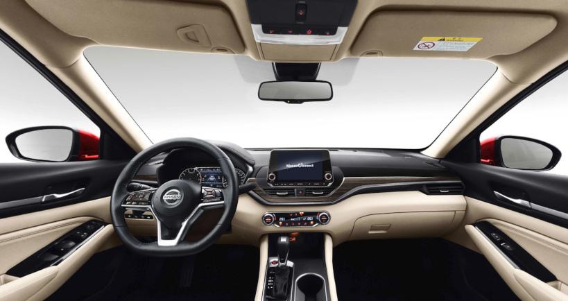 3D car configurator - interior 360 view