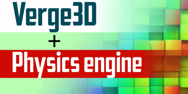 Verge3D 2.11 for Blender/3ds Max Released