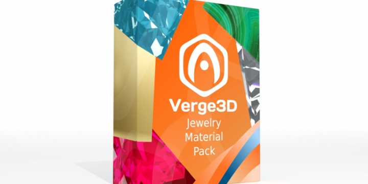 Jewelry Material Pack Released