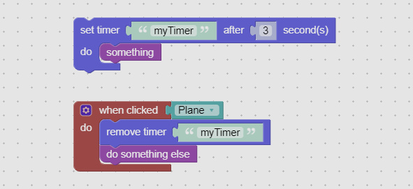 Set timer and remove timer puzzles