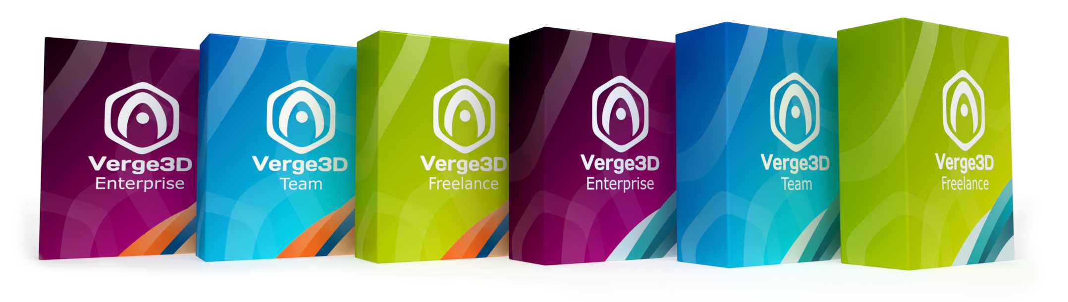 All Verge3D licenses