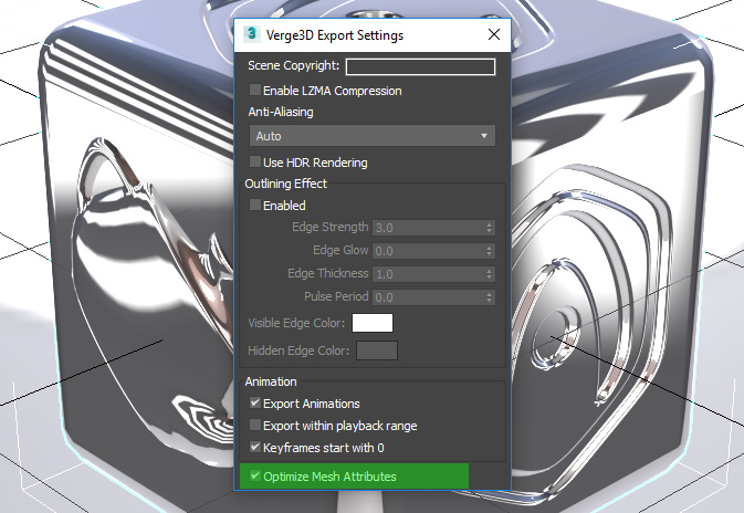 Verge3D 2 13 for 3ds Max Released - Soft8Soft