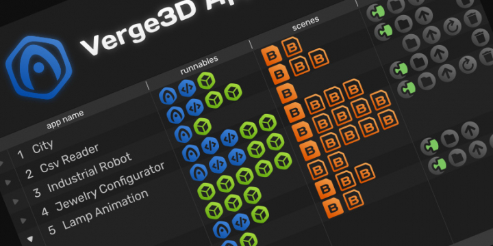 Verge3D 3.0 for Blender Released