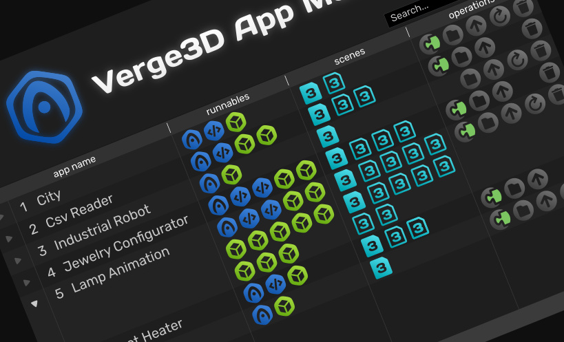 Verge3D 3.0 for 3ds Max Released